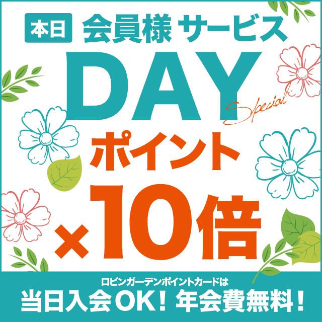 【本日】3/15 ポイント10倍DAY!